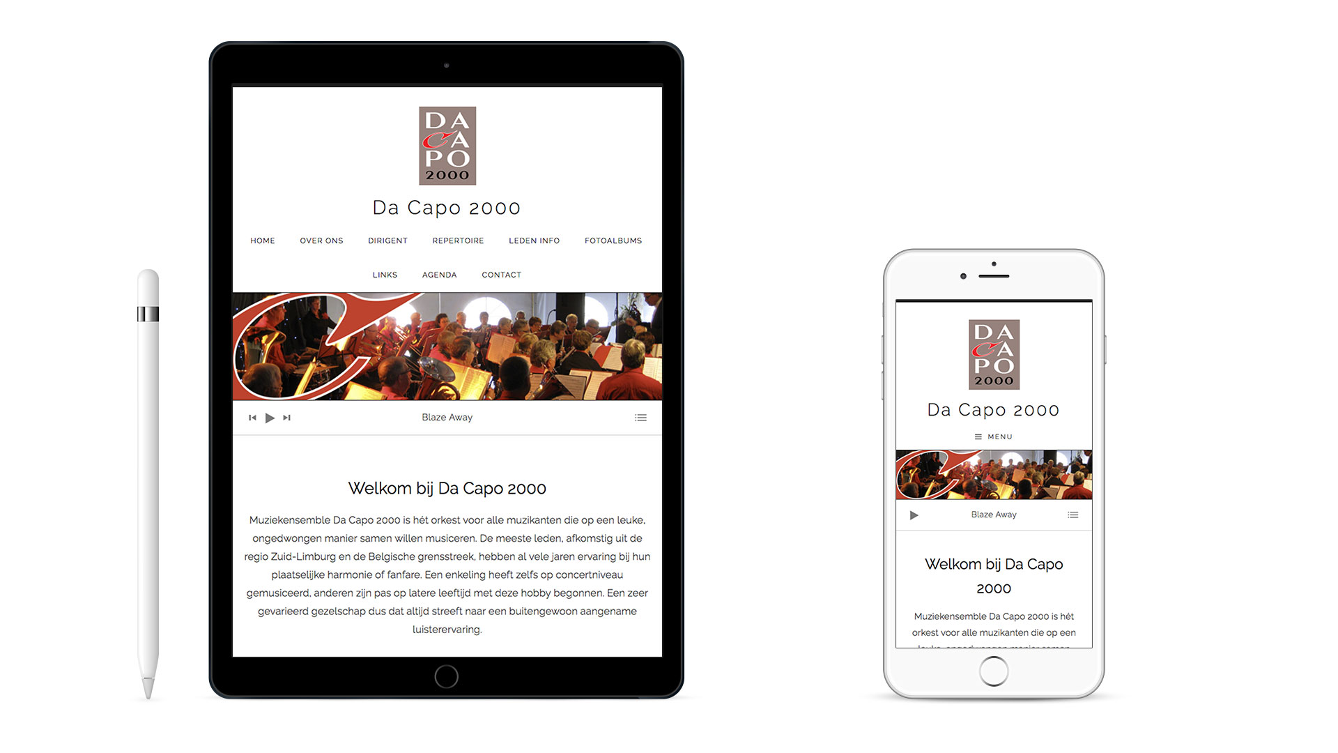 Website Da Capo 2000
