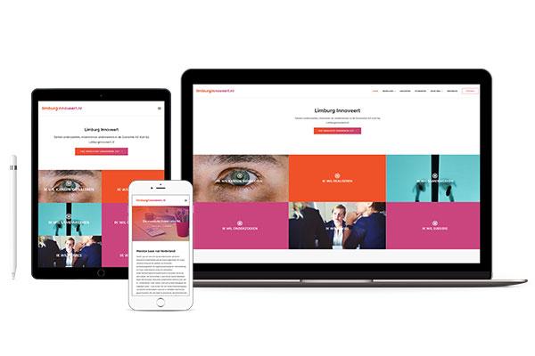 Webdesign Limburg Innoveert
