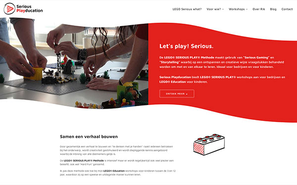 Website Serious Playducation
